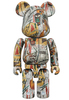 Superalloy Jean-Michel Basquiat Be@rbrick