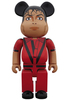 1000% Thriller Red Jacket Michael Jackson Be@rbrick