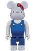 400% 45th Anniversary Hello Kitty Be@rbrick