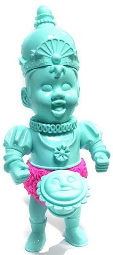 Unpainted_teal_the_auspicious_guy-kikkake_atsushi_kotaki-the_auspicious_guy-kikkake_toy-trampt-298696m