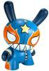 """8"""" Blue El Robo Loco"""