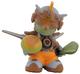 Orange Tengu [Kidrobot 08]