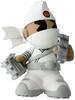 Shiro Ninja [Kidrobot 14]