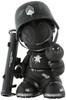 Sgt Robot Army Black [Kidrobot 17]