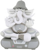 White Ganesh (Kidrobot Exclusive)