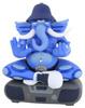 Blue Ganesh