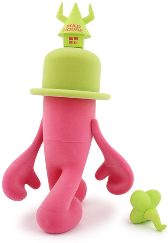 Capee_-_mad_house_-_pink_flocked-mad_barbarians-capee-kidrobot-trampt-299911m