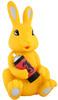 Yellow Aiko Bunny