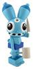 Blue Kidrobot Space Monkey