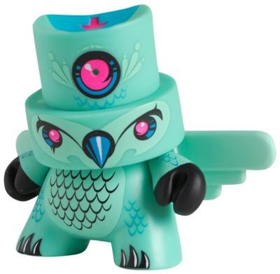 Owl-devious-fatcap-kidrobot-trampt-300023m