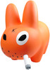 "10"" Orange Smorkin' Labbit"