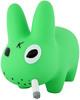 "10"" GID Green Smorkin Labbit"