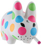 "10"" Day Glo Polka Dots Smorkin Labbit"