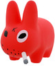 "10"" Psychedelic Red Smorkin' Labbit"