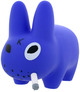 "10"" Dark Purple Smorkin' Labbit"