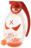 Clear_orange_sarge_case_exclusive-frank_kozik-monger-kidrobot-trampt-300577t