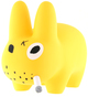 "10"" Canary Yellow Smorkin' Labbit (Selfridges 100th Anniversary)"