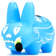 GID Dejection Blue Labbit