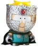"3"" South Park : Professor Chaos"