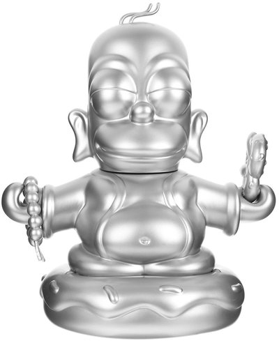 7_the_simpsons__silver_homer_buddha_25th_anniversary-matt_groening-the_simpsons-kidrobot-trampt-301128m