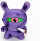 "3"" Purple Moonrock Dunny"