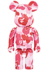 1000% Pink ABC Camo Be@rbrick