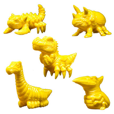 Unpainted_yellow_fossil_pods_set_of_5-james_groman-fossil_pods-toy_art_gallery-trampt-302132m