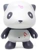 Grey Philophobia Panda