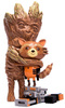 Guardians of the Galaxy Rocket & Groot: Treehugger