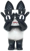 Panda Hell's Cat Onigiri (SF : 80)