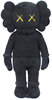 "20"" Black Companion Plush : Kaws Holiday"