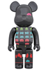 400% Space Invaders Be@rbrick