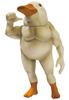 Gachimuchi Tori : White Duck