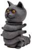 The Chartreux Kittypillar
