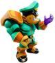 Bulkyz Street Fighter Green M.Bison