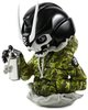 Green Camo Ravager (Kidrobot Exclusive)