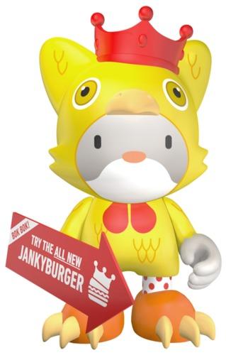 King_janky_the_fifth_kickstarter_challenge_unlock-huck_gee-janky-superplastic-trampt-303565m