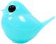 Translucent Blue Magpie Robin