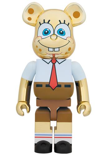 1000_gold_chrome_spongebob_squarepants_berbrick-nickelodeon_stephen_hillenburg-berbrick-medicom_toy-trampt-303862m