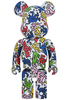 1000% Keith Haring #1 Be@rbrick