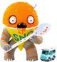 Orange Abominable Snowcone (FPF '19)