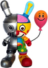 Robby the Clown-Bot