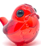 Young Robin Sofauxbi Clear Red resin collectible