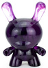 "8"" Purple Light up Dunny"