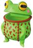 Green Chibi Utsubo Frog
