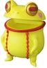 Yellow Chibi Utsubo Frog
