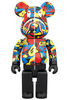 400% Medicom Toy Shark Camo Be@rbrick