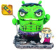 Andy Hulk & Mini Bruce Banner Set