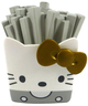 Black & Gold Hello Kitty French Fries