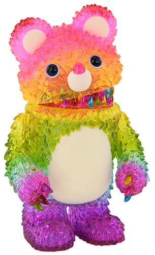 Muckey_15th_color_clear_rainbow-instinctoy_hiroto_ohkubo-muckey-instinctoy-trampt-305107m